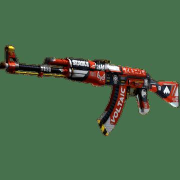 AK-47 | Bloodsport Factory New