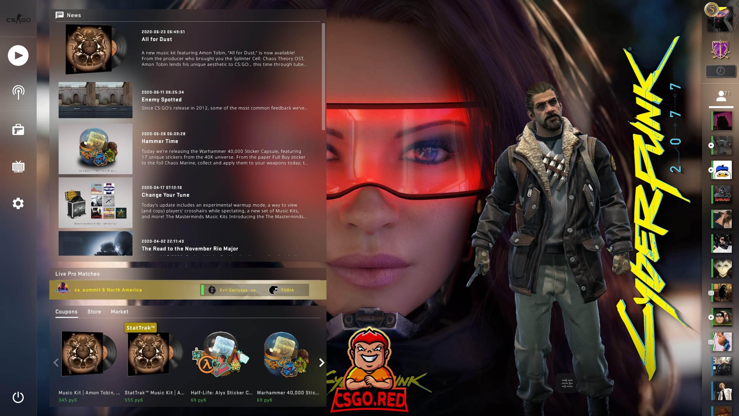 Cyberpunk 2077 woman background