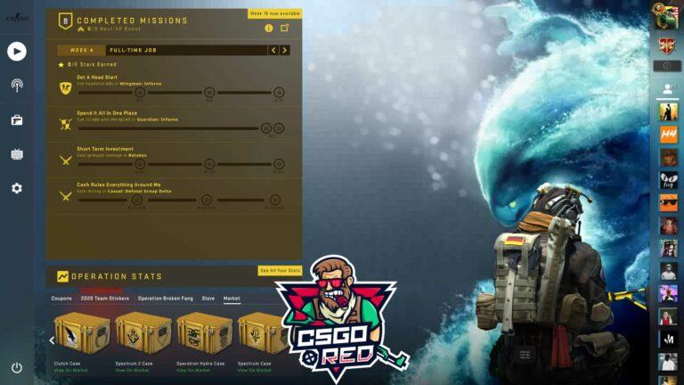 Dota 2 CSGO Panorama UI Background