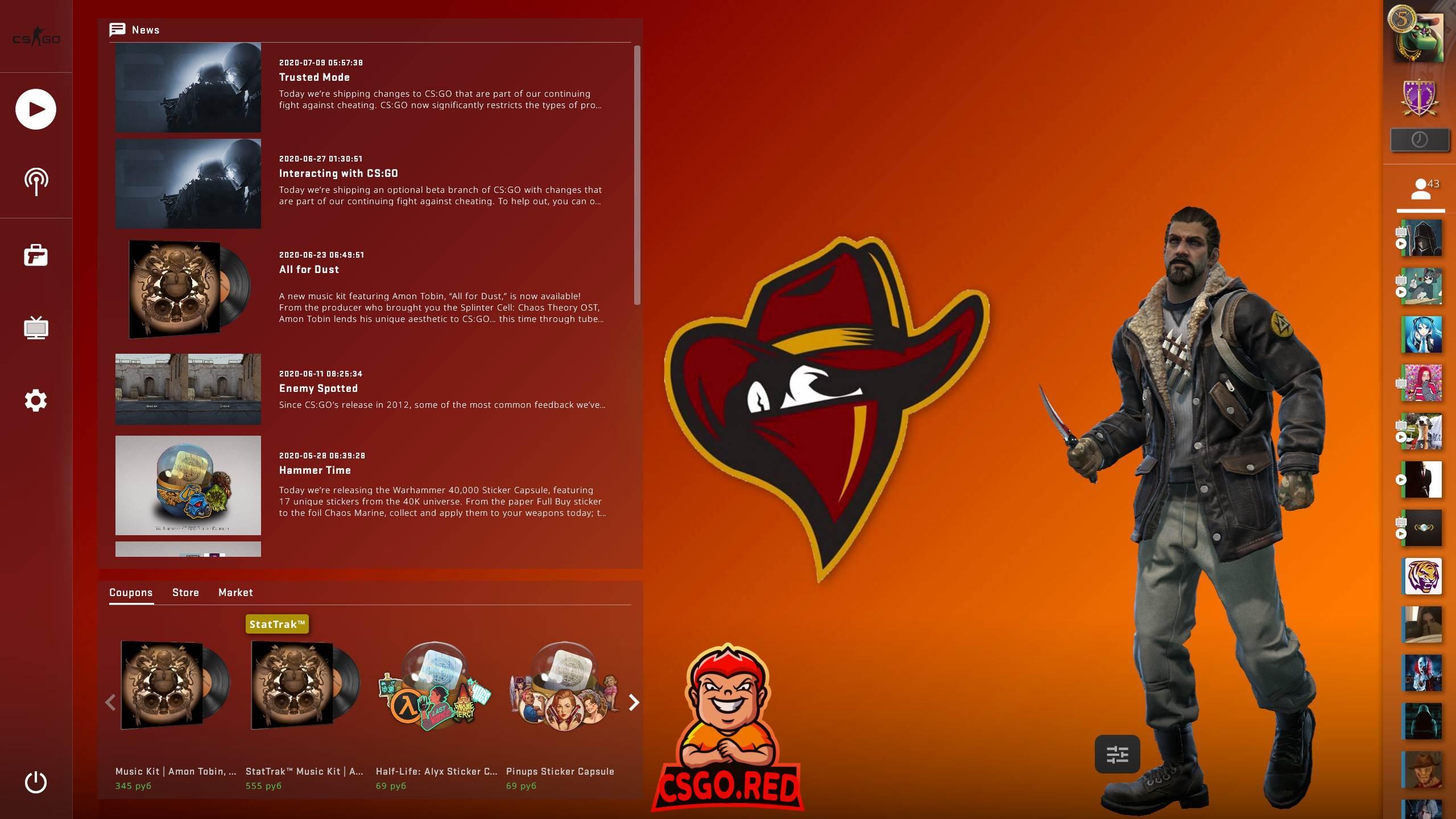 Renegades Panorama UI Background