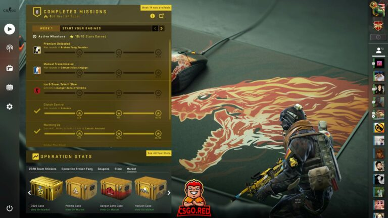 Steelseries mouse Howl Panorama UI Preview