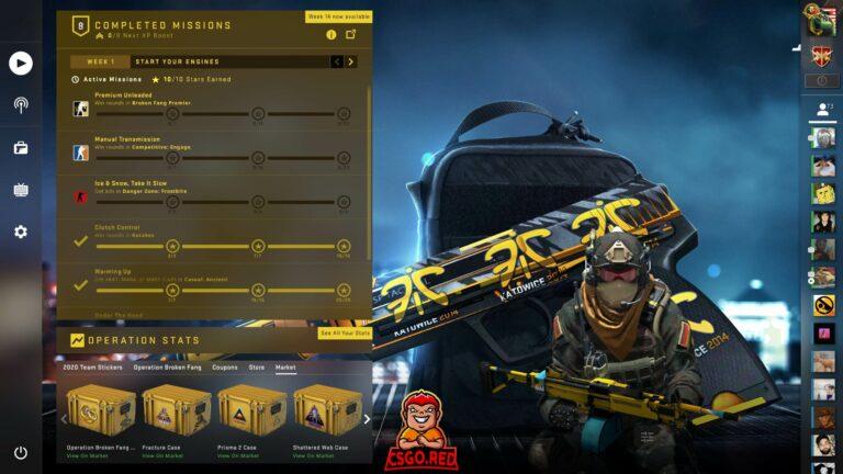 Usp-s orion katowice 2014 CSGO Panorama UI Preview