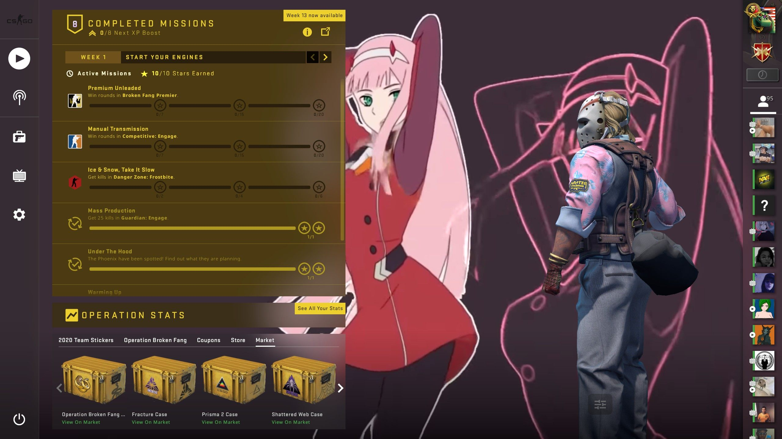 Zero Two - Animated Dance CSGO Panorama UI Background Preview.jpg