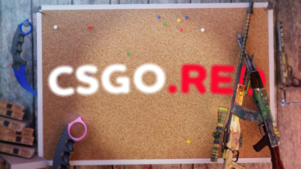 CSGO.RED Your Counter Strike Guide