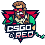 CSGO.RED Logo